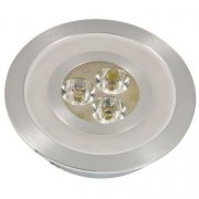 MORPHEUS LED Dual Einbau-Downlight  3x1Watt (3W) warmweiß...