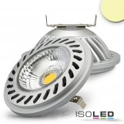 AR111 G53 COB Spot, 15W, 75°, warmweiss