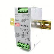 MEANWELL DR-UPS40 - 24V/DC Battery Controller for DIN...